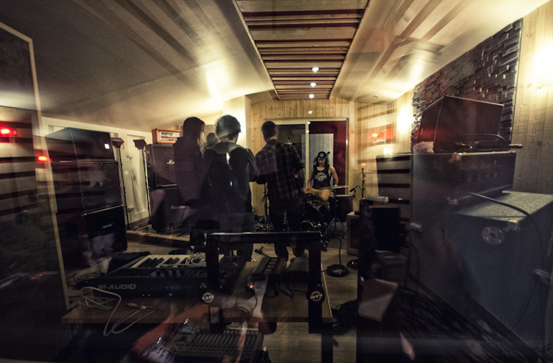 Wheelfall, Studio Live Session 2013.